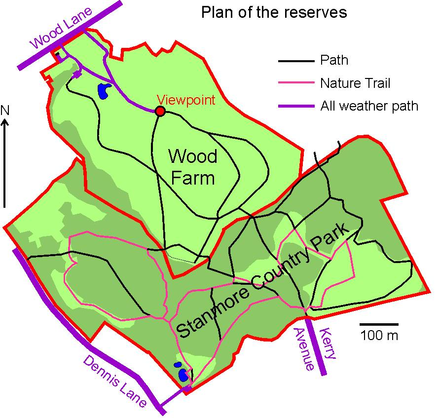 Stanmore Country Park - Harrow Nature Conservation Forum